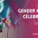 Gender Reveal Celebration